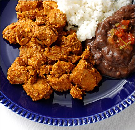 apart tender, Carne Adovada melds the flavors of New Mexico Red ...