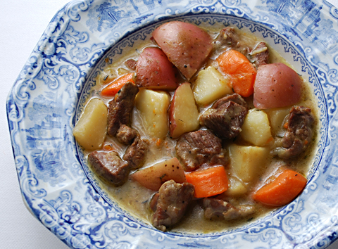 Lamb Shank Stew With Root Vegetables Recipes — Dishmaps