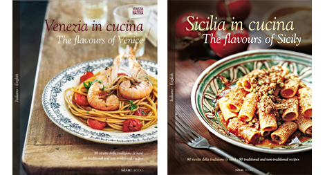 Italian Cookbooks Sime