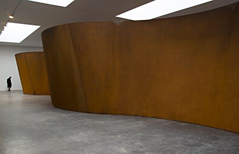 Richard Serra Inside Out