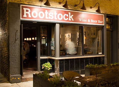 Rootstock Wine & Beer Bar, Chicago