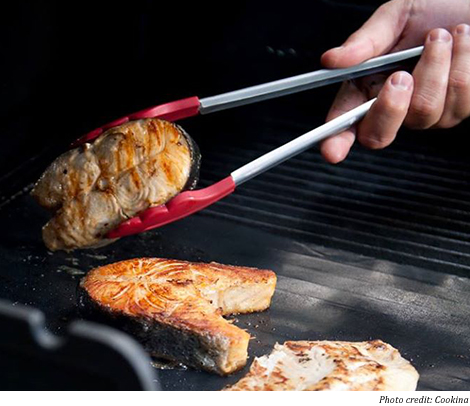 Reusable Non-stick Grilling Sheet