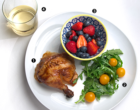 Rotisserie Chicken Dinner Ideas