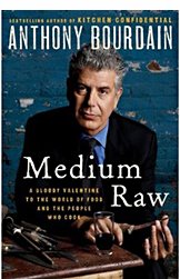 Medium Raw Cover While Kitchen Confidential ...