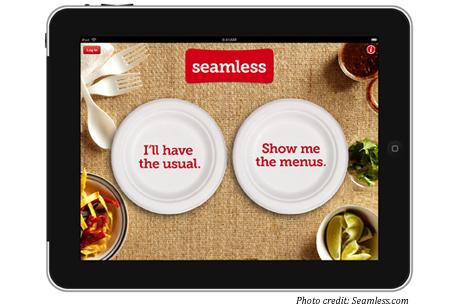 Seamless Ipad App José Andrés Food Truck Pepe